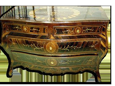 Restauraci n de muebles antiguos restaurador - Muebles de dormitorio antiguos ...